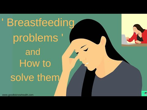 How you can Solve Common Latch Issues With Breastfeeding