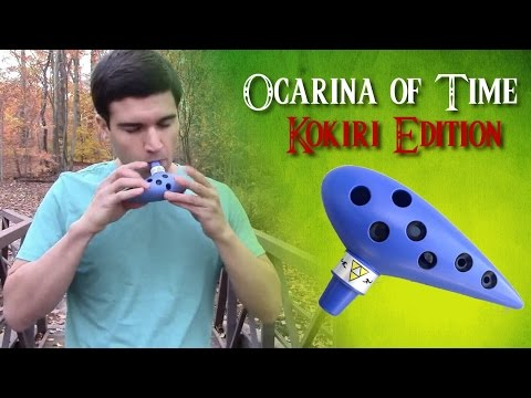 The Ocarina of Time: Kokiri Edition!