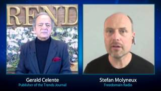 Gerald Celente - Freedomain Radio - December 9, 2014
