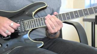 How to Sweep Arpeggios on the Guitar: A Tutorial & Tips for Beginners