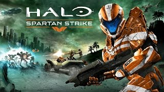 Halo Spartan Strike Gameplay PC HD 1080p