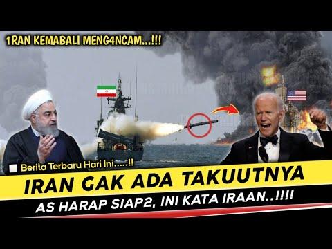 Download lRAN GAK ADA TAKUUT2NYA~BERITA MILITER TERBARU HARI INI