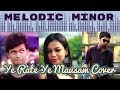 Yeh Raaten Yeh Mausam - Cover by Melodic Minor   Kishore Kumar   Music Video   Guitar Chords  