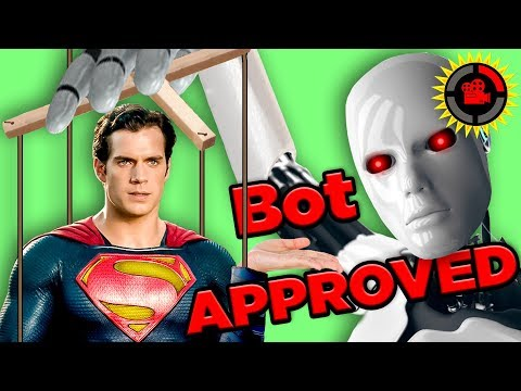 Film Theory: Did Bots SAVE Justice League?