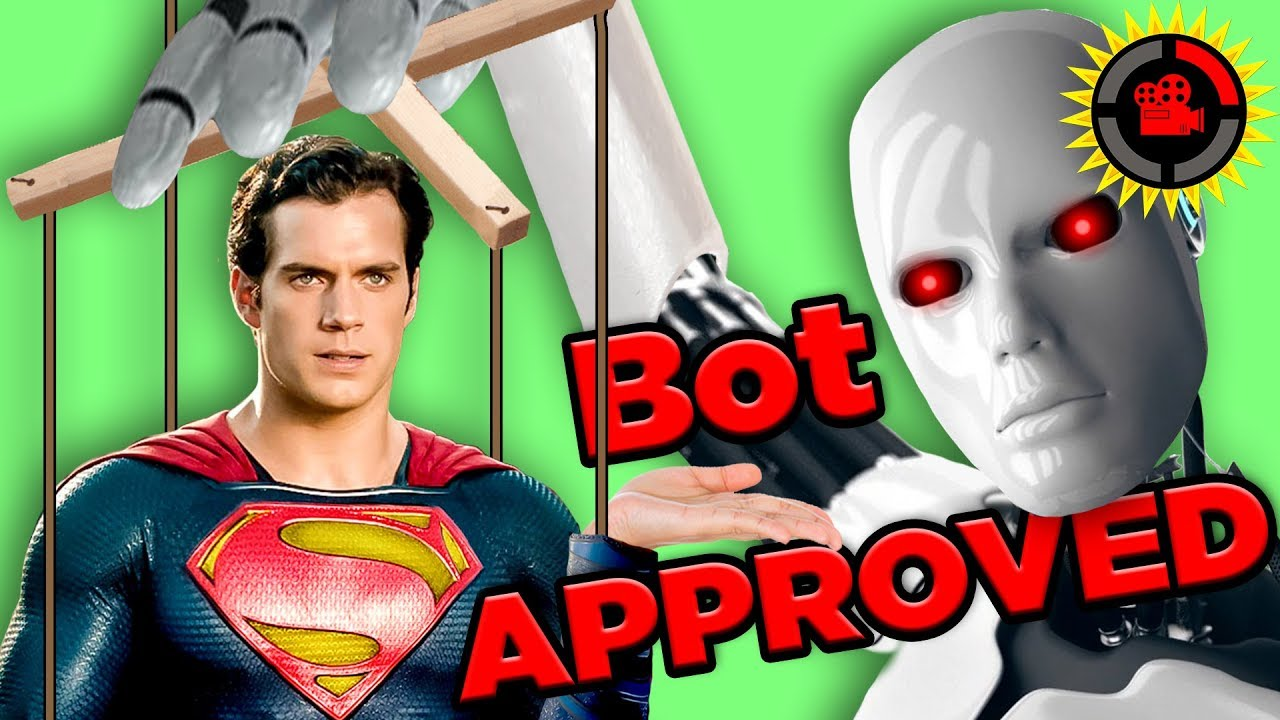 Film Theory Did Bots Save Justice League Youtube