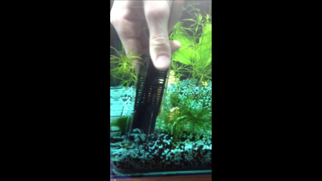 nettoyage de gravier d 39 aquarium lyn 39 aquariophilie youtube. Black Bedroom Furniture Sets. Home Design Ideas