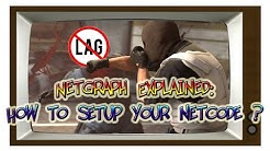 CS:GO - Net_graph, Rates, Interpolation Explained ! How to setup your netcode !