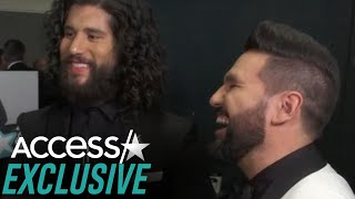 Dan + Shay Spill On Surprise Performance With Justin Bieber At His Wedding: He 'Jumped On Stage'