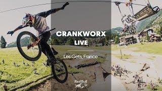 It's that MTB Slopestyle time of the year. | Crankworx FMBA Slopestyle Les Gets France 2018