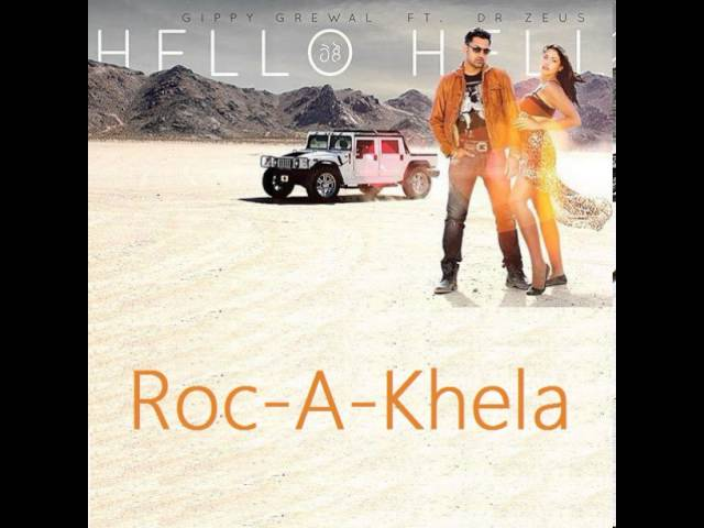 Gippy Grewal - Hello Hello (Dhol Remix) | Roc-A-Khela Travel Video