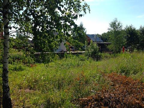 Участок 15 соток в деревне Поповка Чеховского района МО за 1,35 млн. руб.