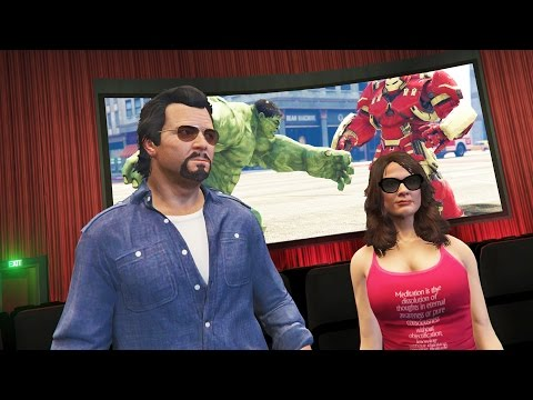 GTA 5 Real Life Mod #24 - Getting a Girlfriend, Going on a Date & NEW CAR!! (GTA 5 Mods Gameplay)