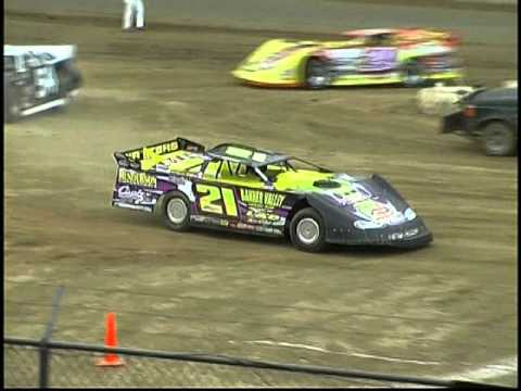 Highland Speedway Summer Nationals full Late Model show 6 2 2011