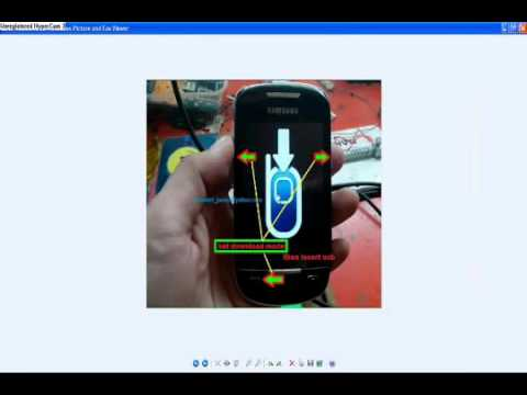 How to Install Firmware in Corby 2 Samsung GTS3850 2