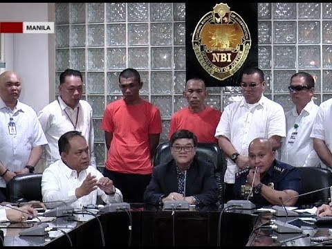 2 Abu Sayyaf members na naaresto sa Zamboanga City, nasa kustodiya na ng NBI