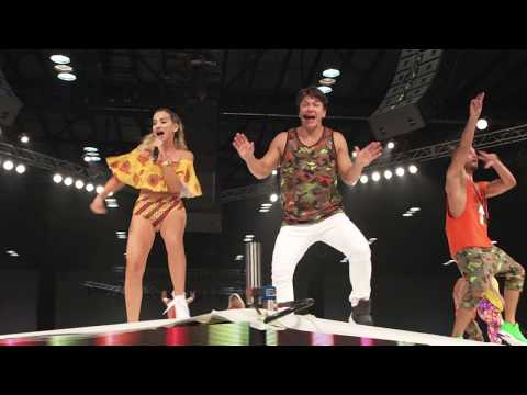 2017 Zumba® Fitness Concert: Meet the Artists