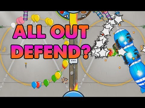 Road To 10 Million E3 - DEFEND AN ALL OUT RUSH