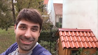 Un Tetto Sopra La Testa - Pimp My Tool Shed (diy - Video Time Lapse)