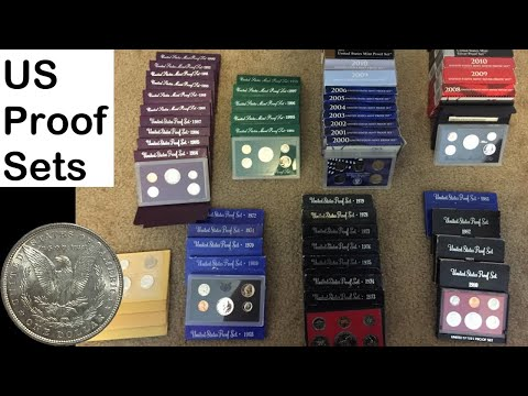 US Proof Sets Collection: Know Your Coins!