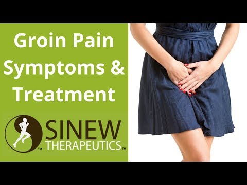 Groin Pain Symptoms and Treatment