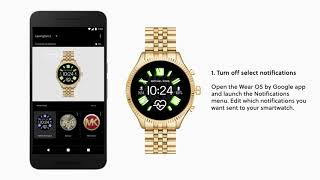 Michael Kors Access Lexington 2 Smartwatch