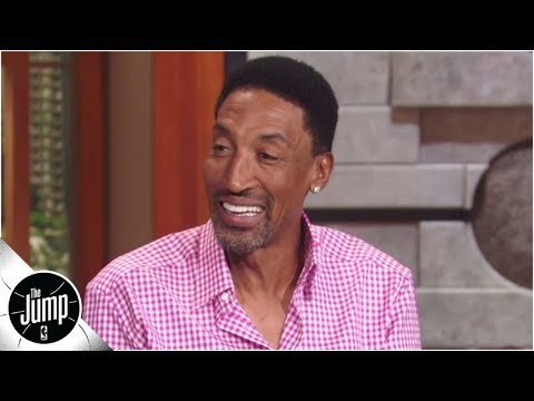 Scottie Pippen: NBA players are pretty spoiled now, but that