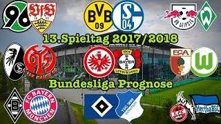 FIFA 18 Bundesliga Prognose 13.Spieltag 2017/2018 (u.a. Dortmund - Schalke & Gladbach - Bayern)