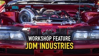 JDM Industries - Haltech Workshops