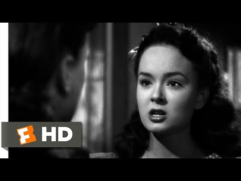 Mildred Pierce (4/10) Movie CLIP - My Mother, a Waitress! (1945) HD