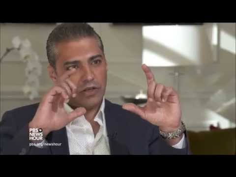 Fahmy on 'brutal' experience in Egyptian supermax prison