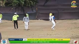 BELAPUR VS SARSOLE || Agri Koli Chashak 2019,Gothivali Super Kings (AKYSA)