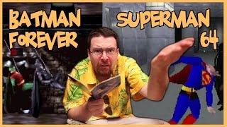 Joueur du Grenier - Superman 64 & Batman Forever