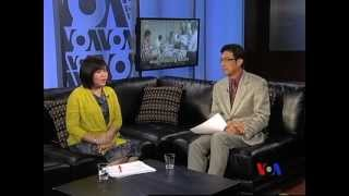VOA Burmese TV Magazine ~ April 1st Week Program