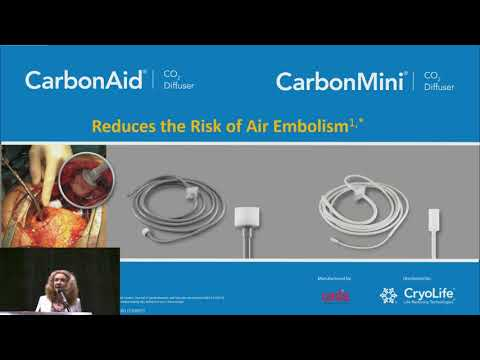 Clinical Challenge: Effective De-Airing designed to Reduce the Risk of Air Embolism
