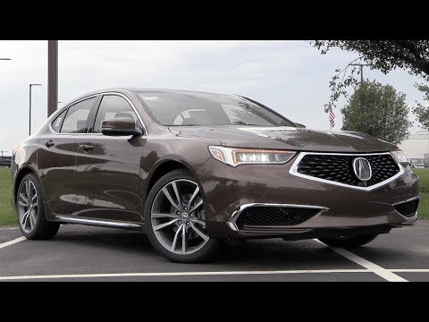 2020 Acura TLX: Review