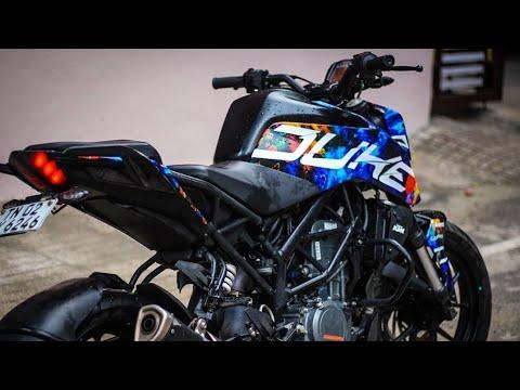 Ktm Duke 250 Modifications