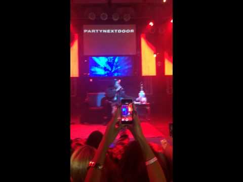 PARTYNEXTDOOR Wus Good Live Miami