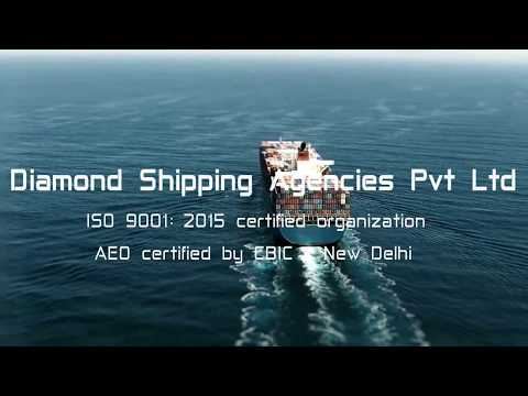 Diamond Shipping Agencies Pvt Ltd - Promotional Video