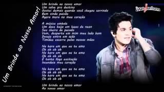 Luan Santana- UM BRINDE AO NOSSO AMOR