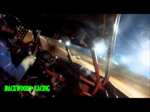 Backwoods Racing at Rolling Thunder Raceway