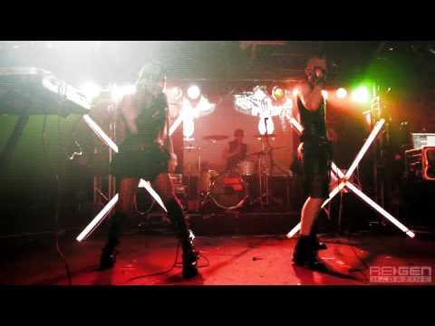 Angelspit - Wreak Havoc (Live at Crocodile Rock 11.09.2011)