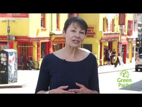 Caroline Lucas on the Manchester attack