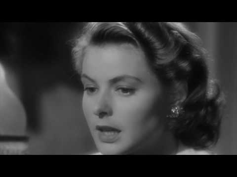 Play it again, Sam - Casablanca - Ingrid Bergman