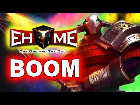 EHOME vs BOOM ID - WHAT A GAME! - AMD SAPPHIRE DOTA PIT Minor 2019 DOTA 2 thumbnail