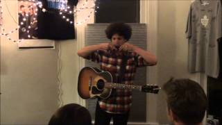 Jeremy Fisher at Victoria House Concert B: You, Me, and the Sunshine