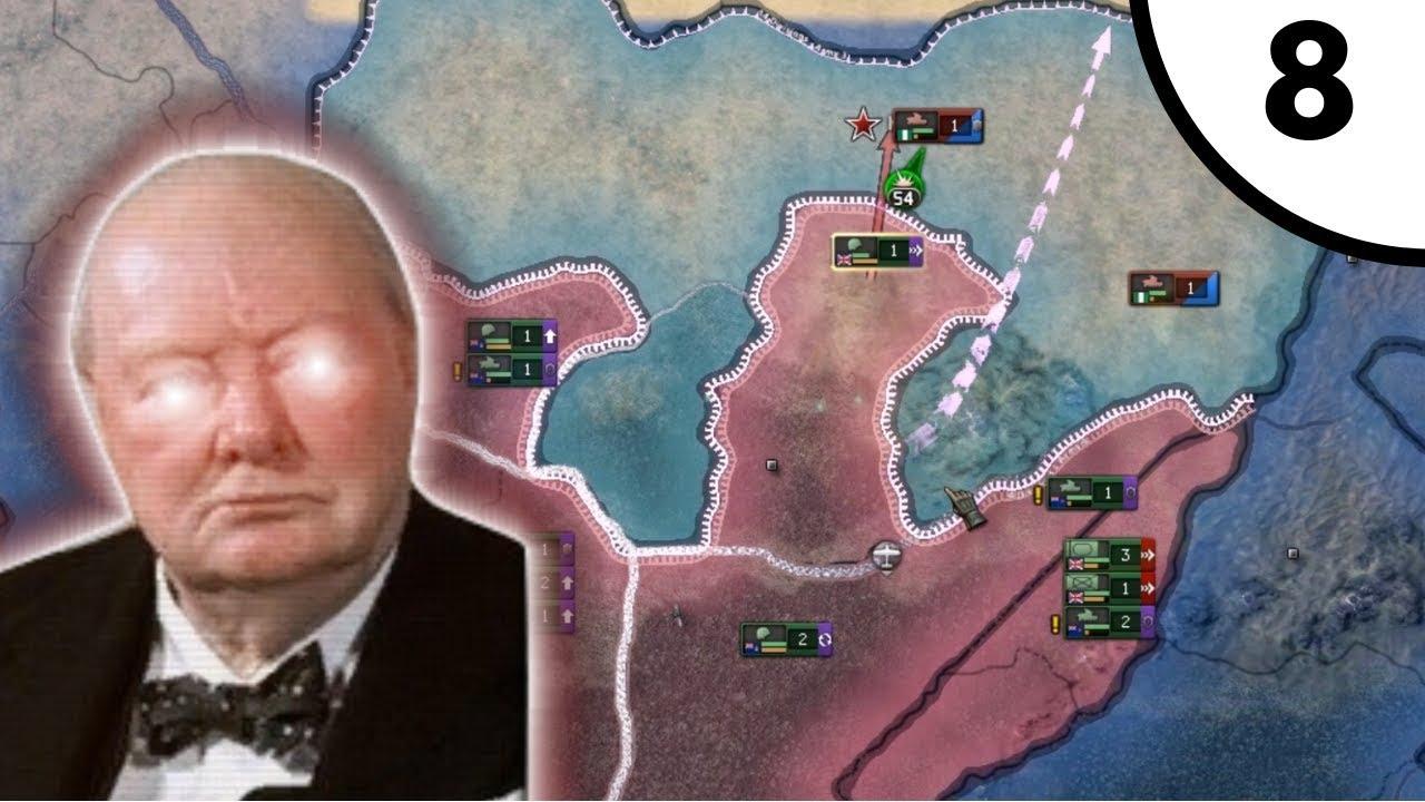 Nigerian Civil War [Hoi4 Cold War Iron Curtain: A World Divided: United Kingdom] Ep. 8