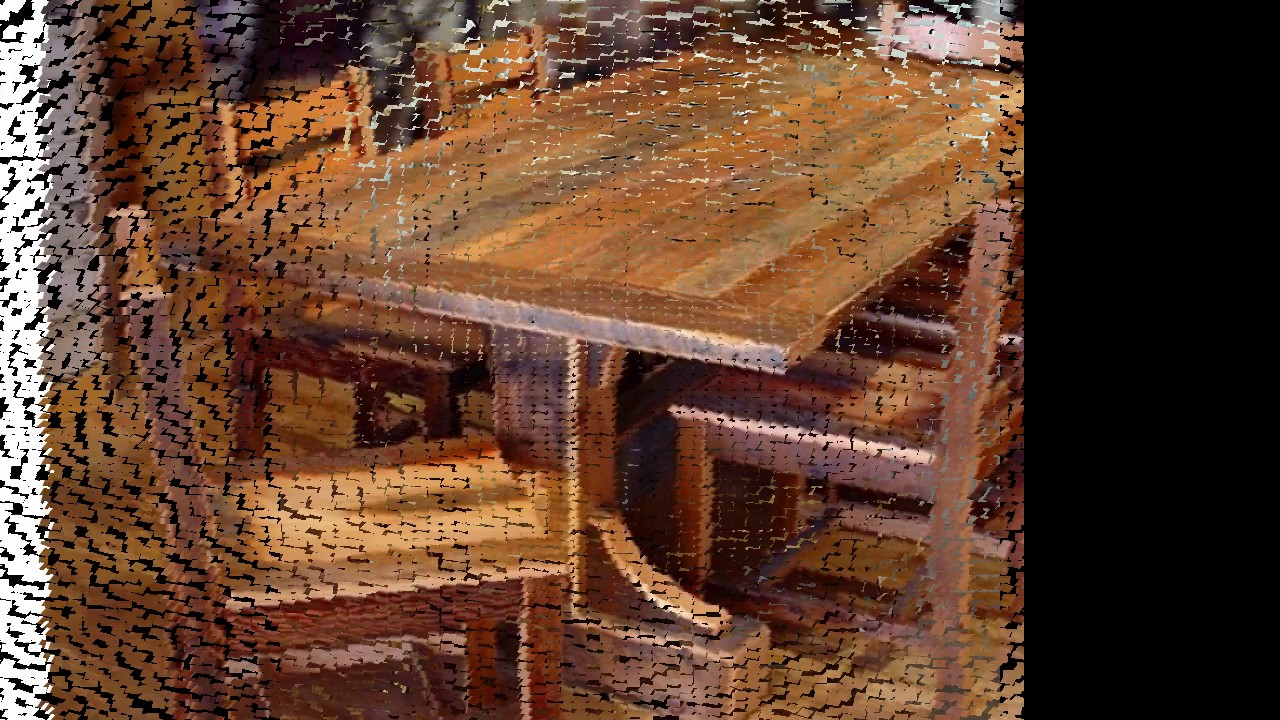 La mejor mesa de comedor rústica - YouTube