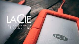 Taşınabilir Disk  /  LaCie Usb-C / İnceleme