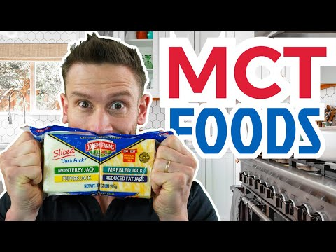 These FOODS Contain MCT Oil NATURALLY