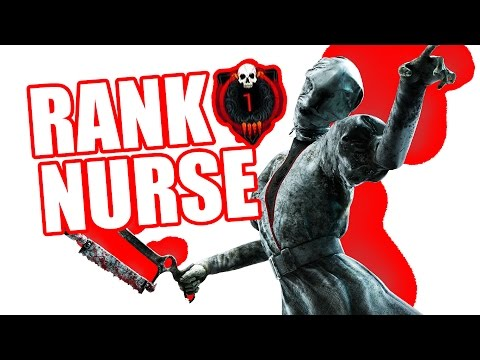 RANK 1 NURSE | Dead by Daylight